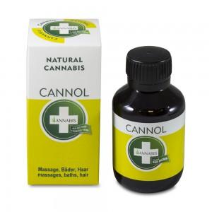 Cannol aceite de cáñamo 100 ml