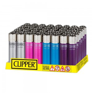 Clipper Crystal IV 48 uds