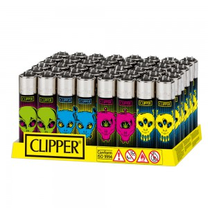 Caja Clipper 420 Aliens 48 uds
