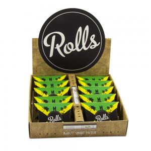 Filtro Rolls69 Pocket...