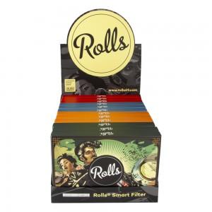 Filtro Rolls69 VIP XL 12x80