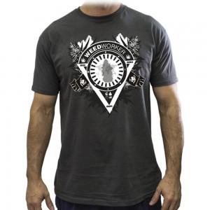 Camiseta WEEDWORKER chico