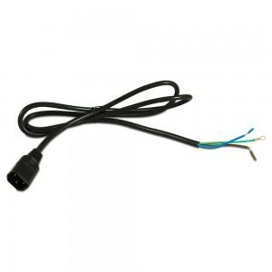 Cable clavija IEC Plug&play...